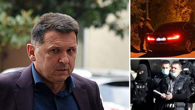 Pad mafije: U Crnoj Gori uhitili opasnog narkobossa čiji ljudi su se znali skloniti i u Hrvatskoj
