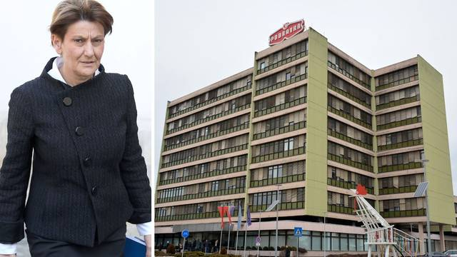 Lady Čistka: Martina Dalić već nakon mjesec dana u Podravci rješava se dijela savjetnika?!