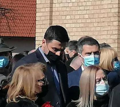 FOTO galerija: Evo tko je sve bio na pogrebu Milanu Bandiću