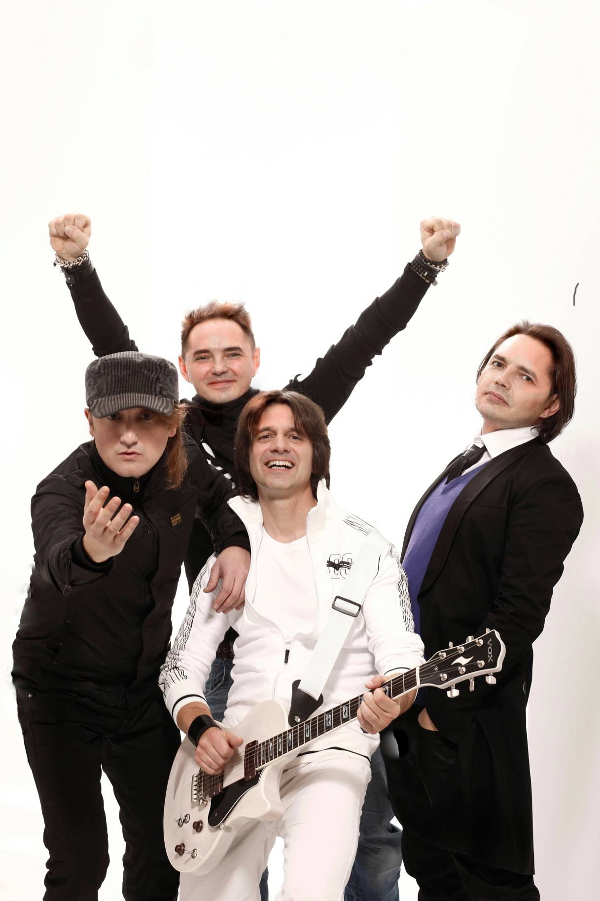 Legendarna grupa Plavi orkestar u Zagrebu