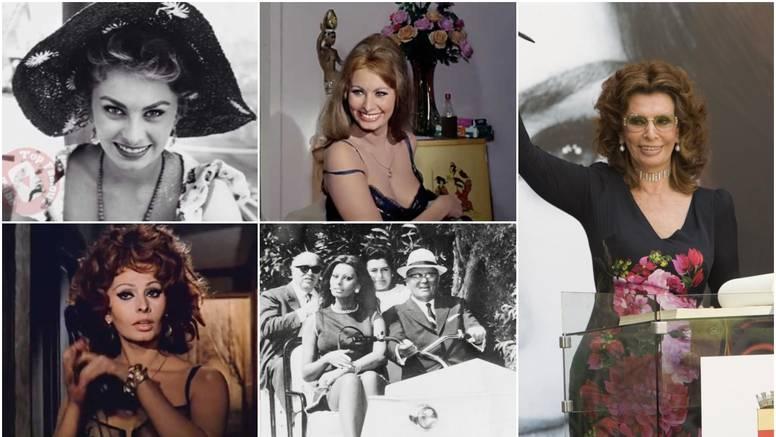 Sophia Loren imala je aferu s kolegom, muža upoznala sa 16