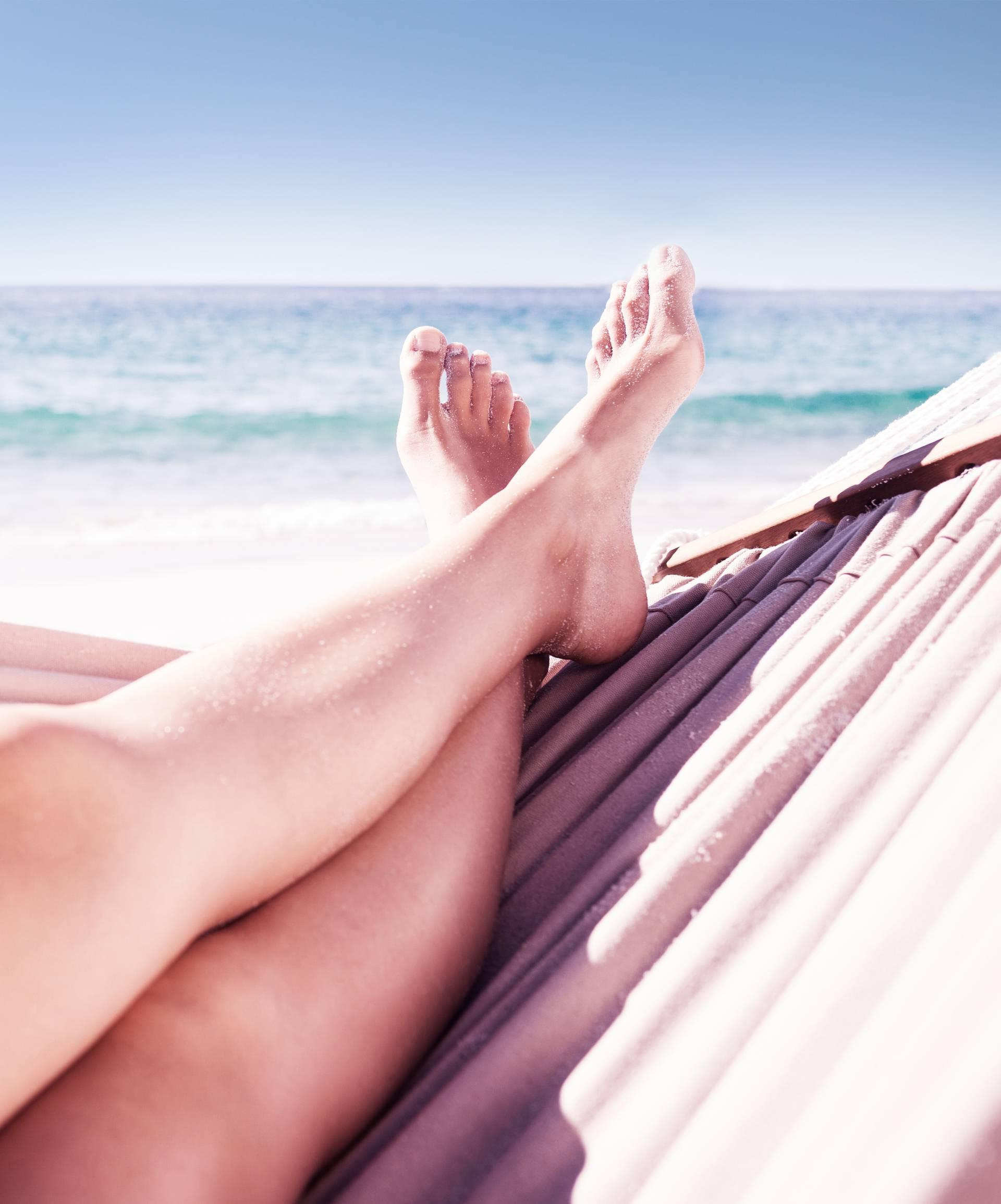 Rizik od infekcija: Vrući pijesak oštećuje dijabetička stopala...
