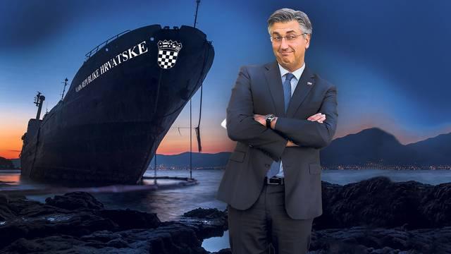 Ocijenili smo rad Vlade: Brod im je pred nasukavanjem, a čak je pet ministara dobilo - jedinicu
