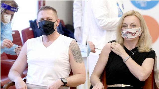 Zastupnik Krešo Beljak pokazao veliku tetovažu, Petir elegantna