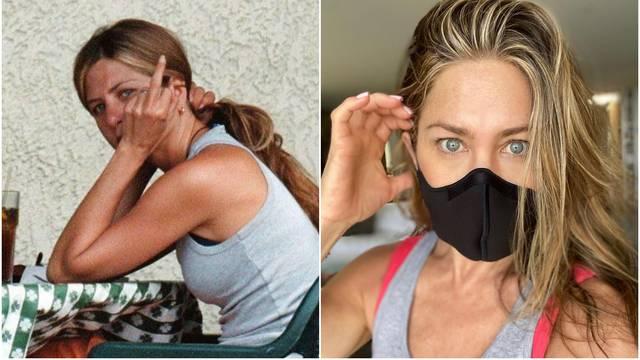Jen: 'Maske su neudobne, ali je gore što ljudi ostaju bez posla i umiru. Nosite proklete maske'