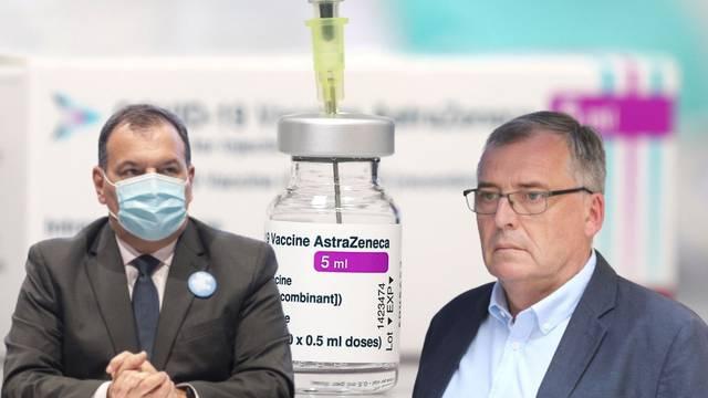 AstraZeneca nam od ljeta više ne dolazi, ali oni koji su dobili prvu dozu, dobit će i drugu