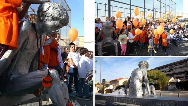 Na Baldekinu upalili svijeće i pustili balone za Draženov 55.