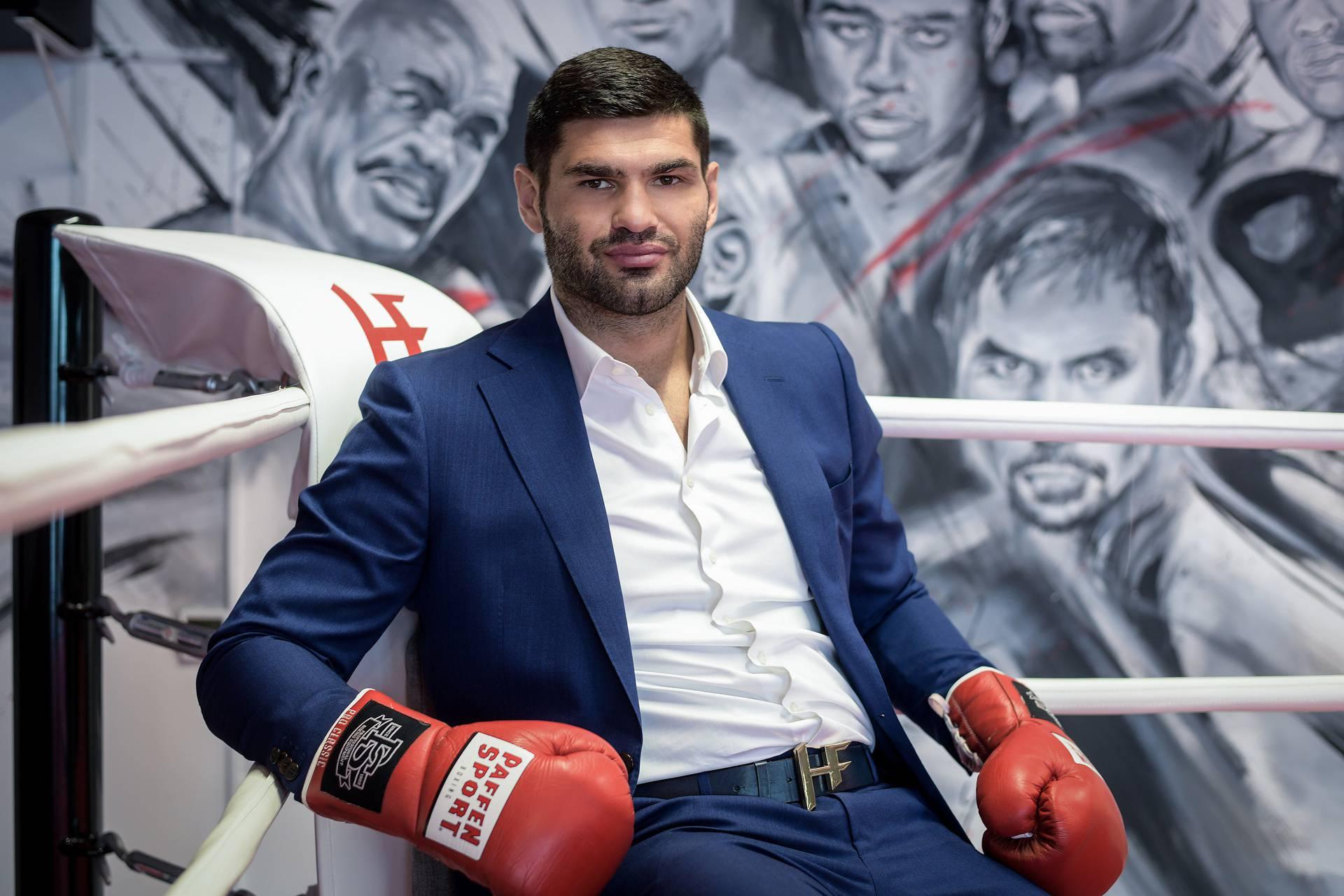 'Ako budem imao sina, dat ću ga u boks, a zanima me i MMA'