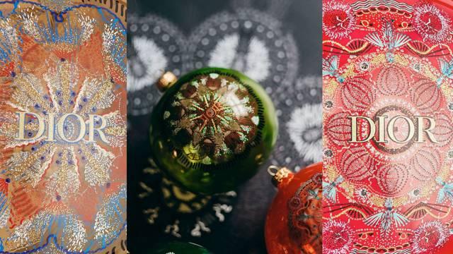 Adventski luksuz: Dior ima novu kolekciju divnih božićnih kuglica