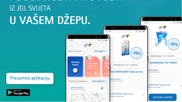 Prva farmaceutska e-loyalty aplikacija na hrvatskoj tržištu