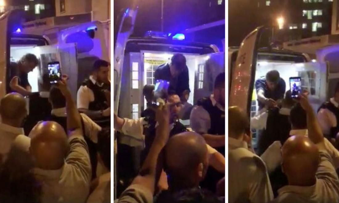 Napadač je poslao poljubac iz marice: Ubit ću sve muslimane