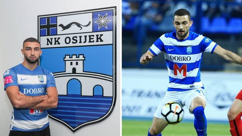 Grezda stigao u Osijek: Ponude su mi slali i Rijeka i Hajduk...