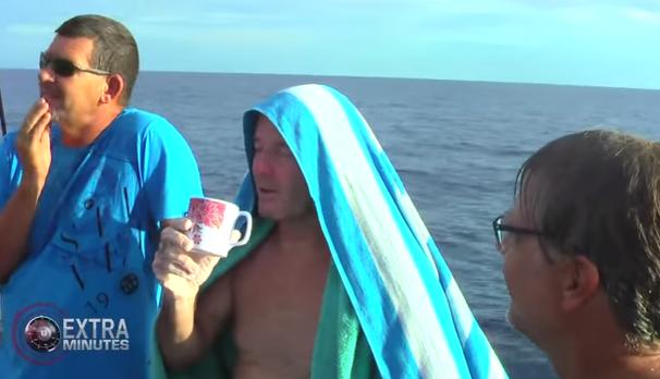 Plutao 29 sati u oceanu: 'Misao na obitelj držala me na životu'