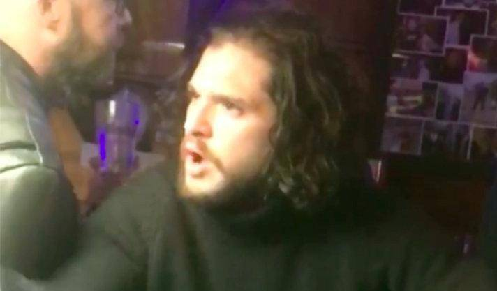 """EXCLUSIVE: """"Game of Thrones"""" star Kit Harington was into a different kind of game Friday night ... pool -- but he was so drunk and uncontrollable he was thrown out of the bar."""