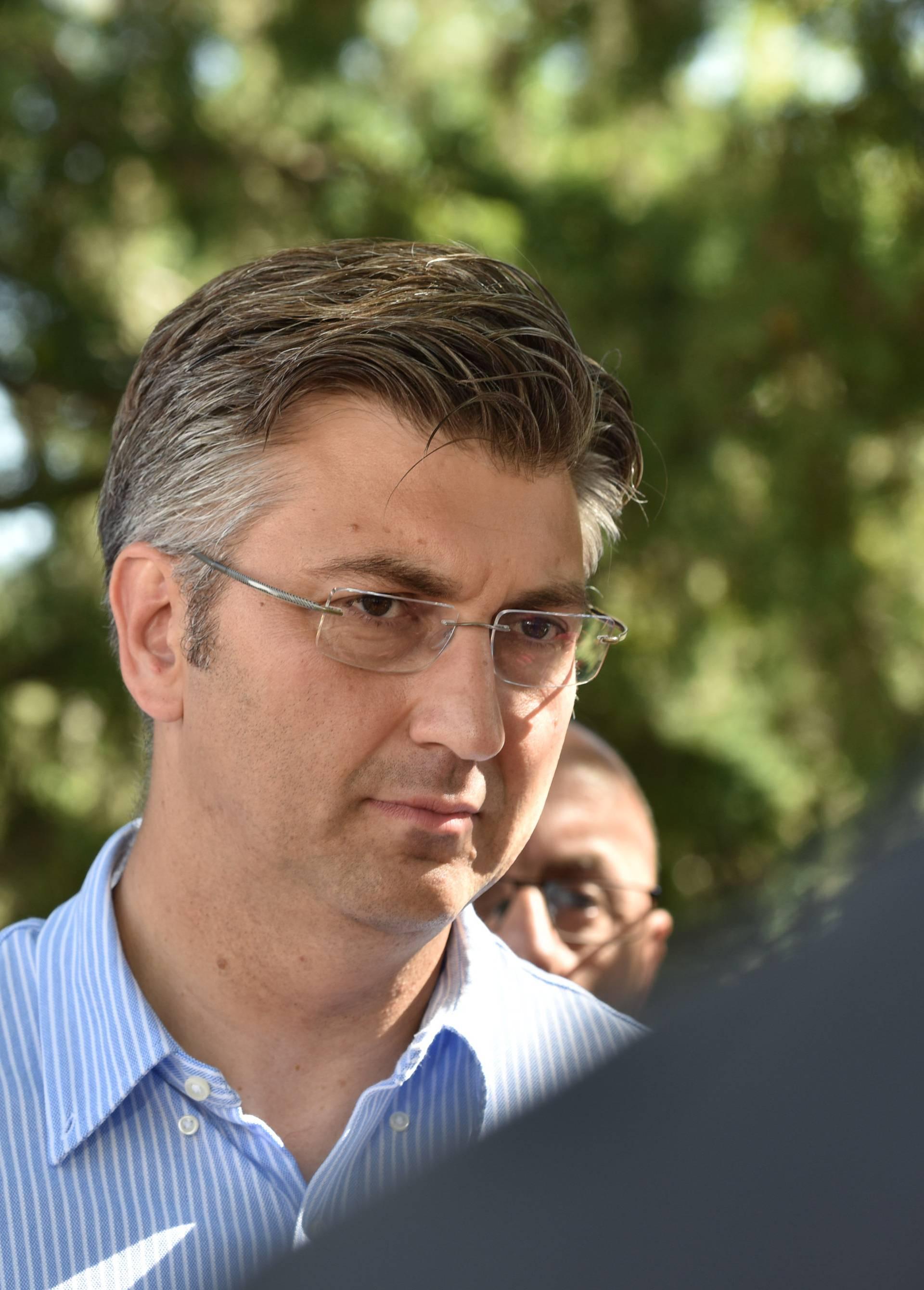 Plenković: Hrvatska će voditi brigu o svim Hrvatima u BiH