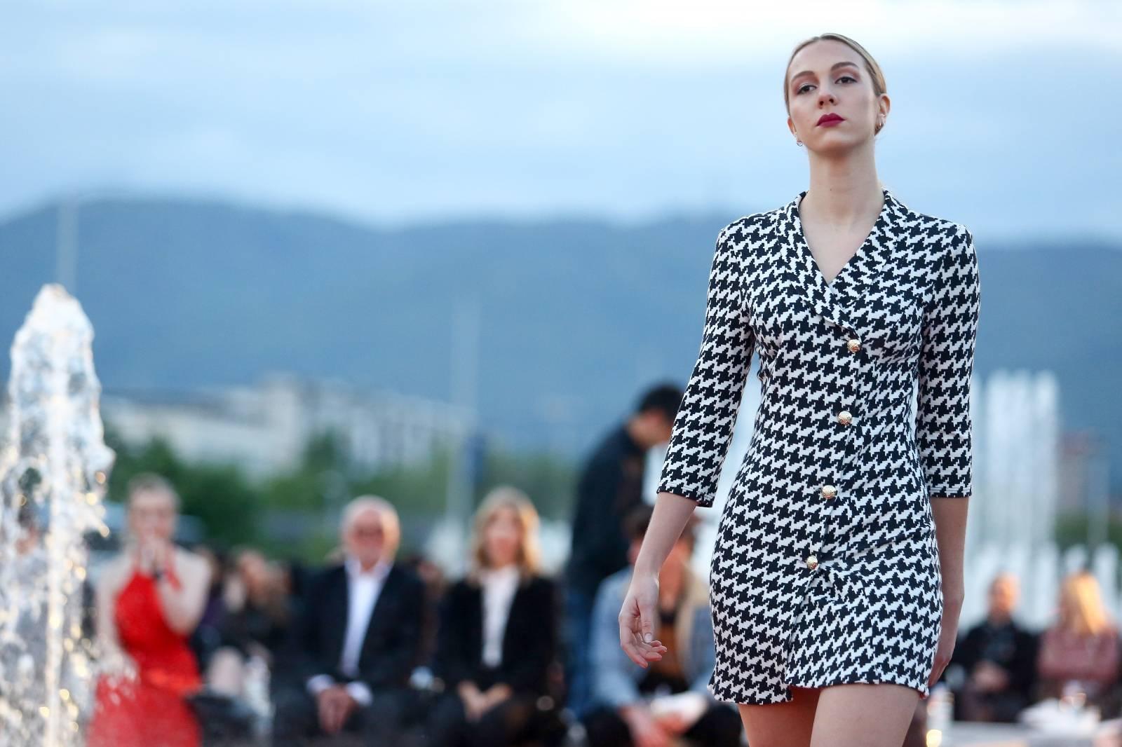 Zagreb: Modna revija DUCHESS modnog brenda Snježane Mehun
