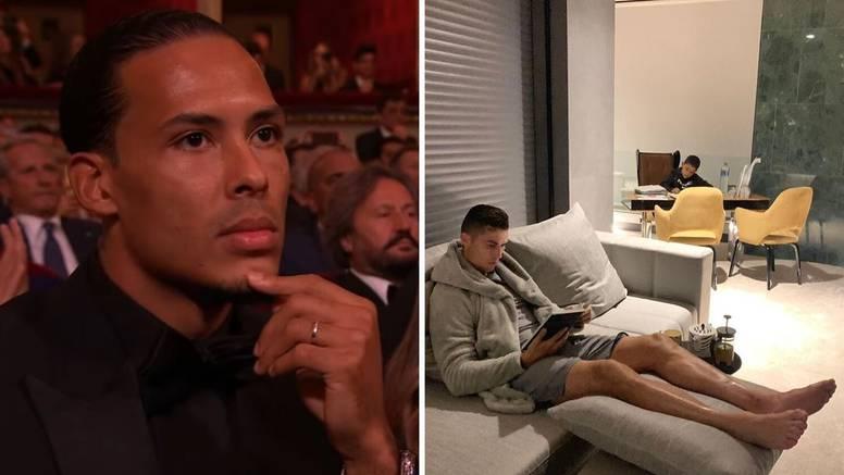 Van Dijk iznenađen, a Ronaldo odsutan: Leo, je li zasluženo?