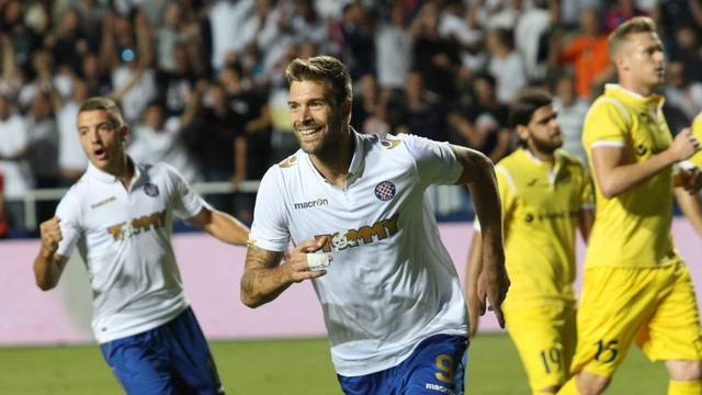 Hajduku nije bio dobar: Futacs je želja južnoameričkog diva!