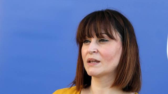 Ministrica regionalnog razvoja i fondova EU Nataša Tramišak u Šibeniku