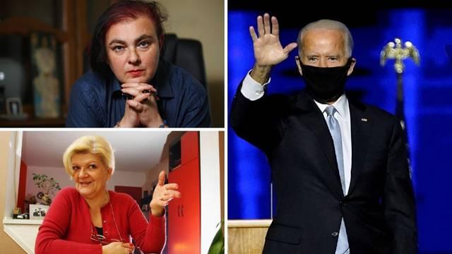 'Joe Biden ima osobine vođe i jako veliku volju. Mogao bi biti najbolji predsjednik SAD-a...'