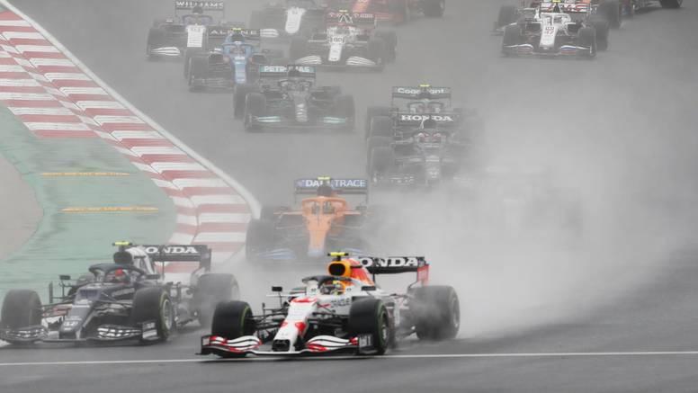 Verstappen skinuo Hamiltona, Bottasu deseta pobjeda karijere