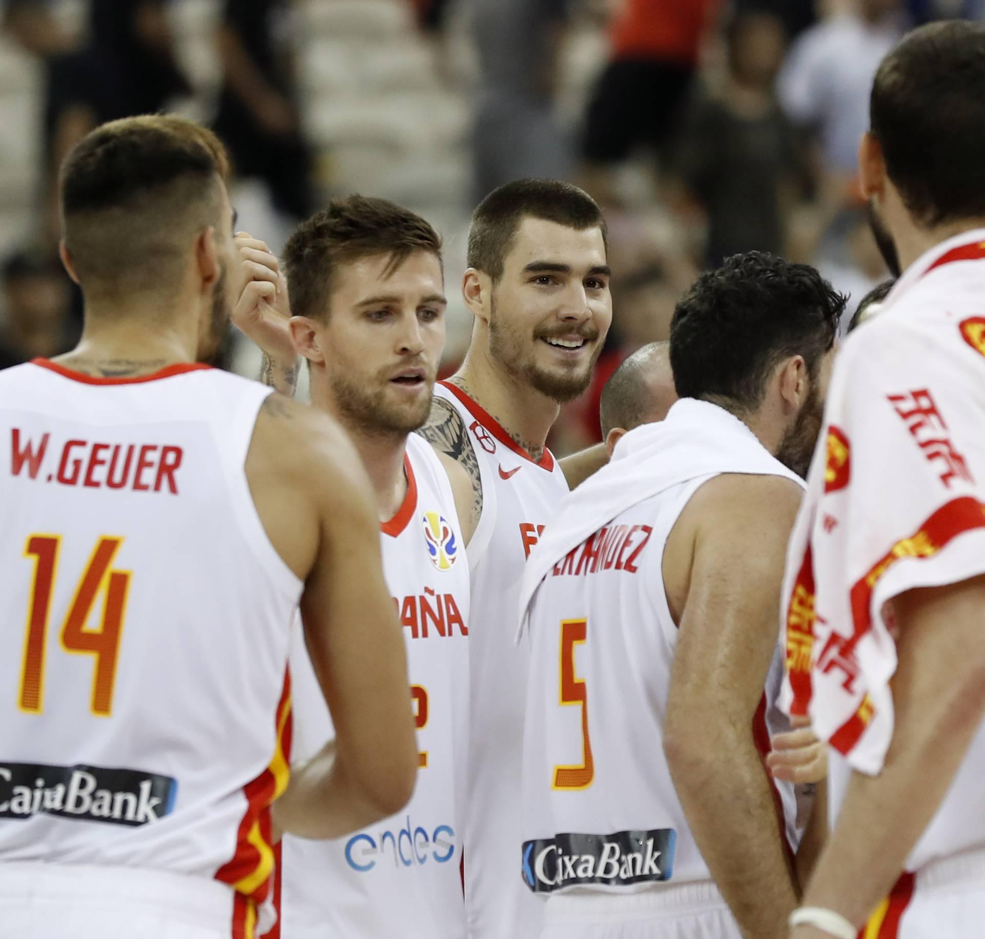 Basketball - FIBA World Cup - Quarter Finals - Spain v Poland