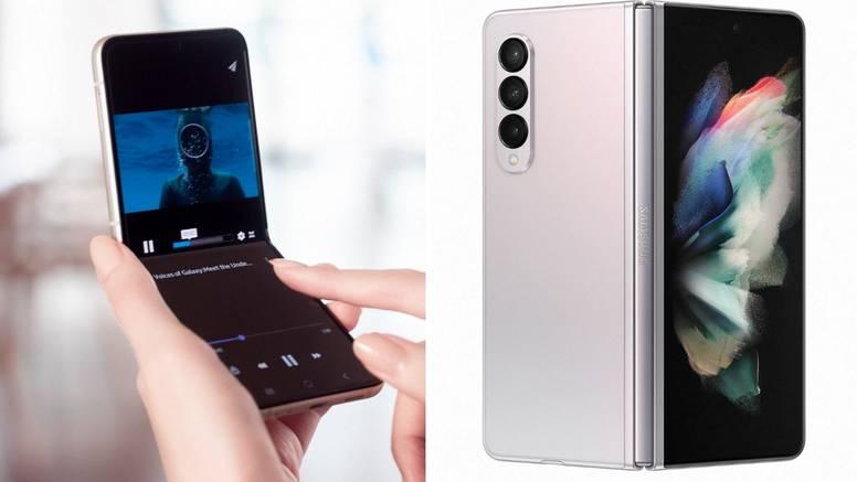 Samsungovi preklopni telefoni postali su izdržljiviji i jeftiniji, a kamera im je sada ispod ekrana