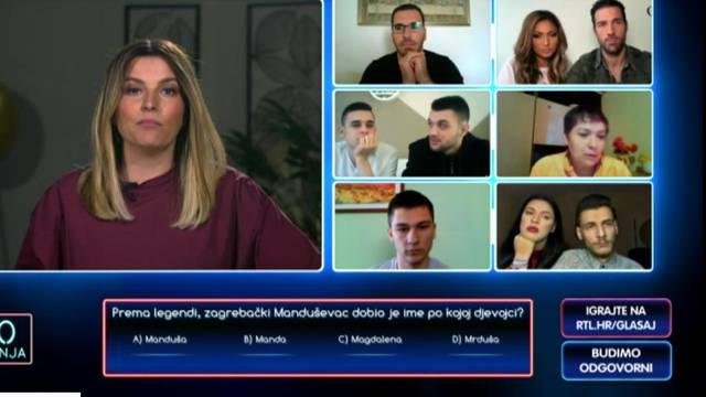 Nisu znali po kojoj djevojci je nazvan zagrebački Manduševac