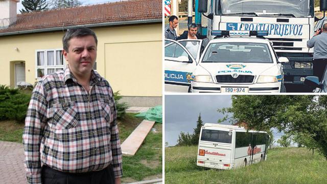 Nevjerojatna priča iz Bjelovara: Predrag je ukrao 180 kamiona i buseva. Sad je opet ukrao bus