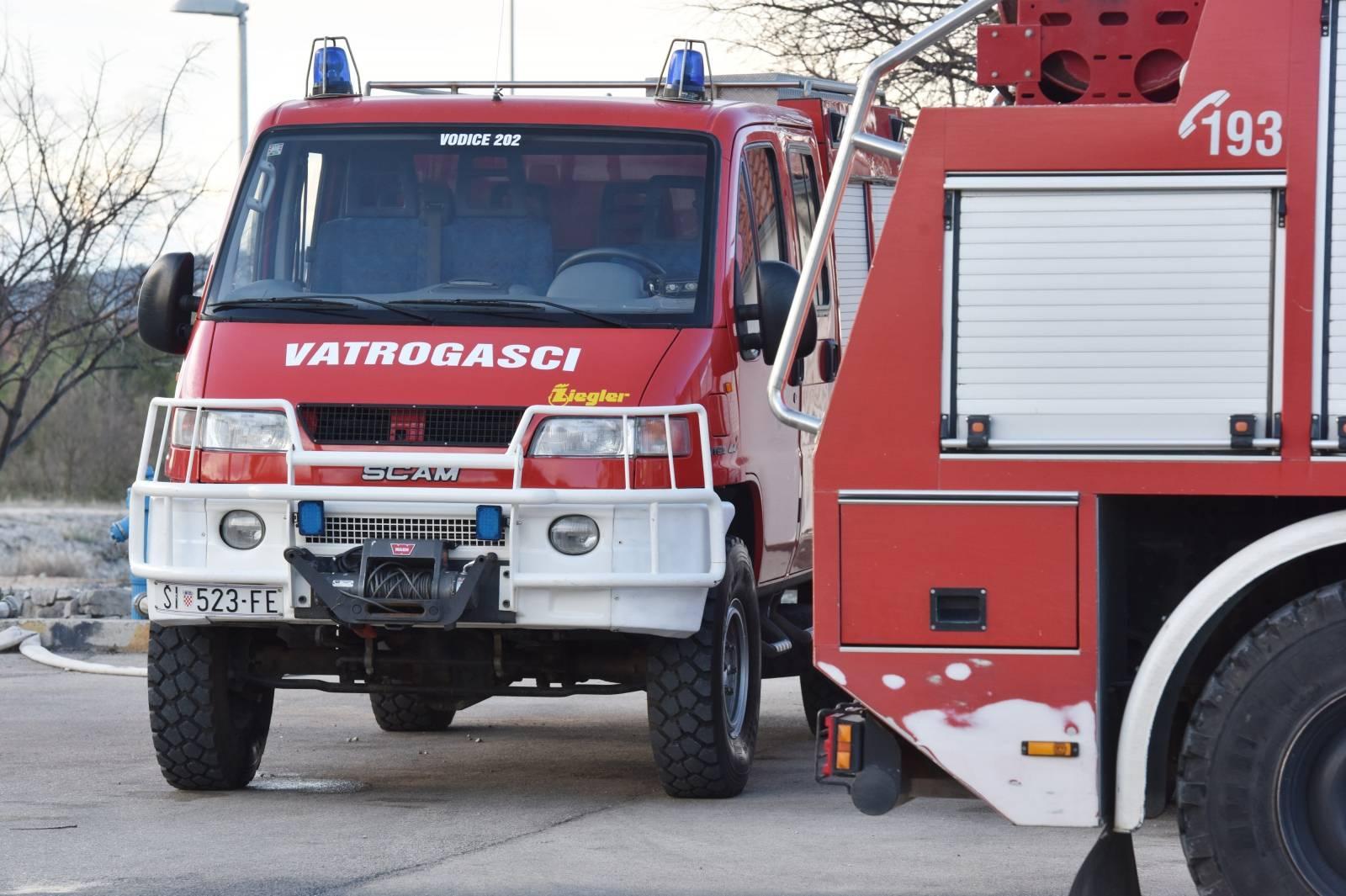 Vatrogasna vozila i oprema DVD-a Vodice