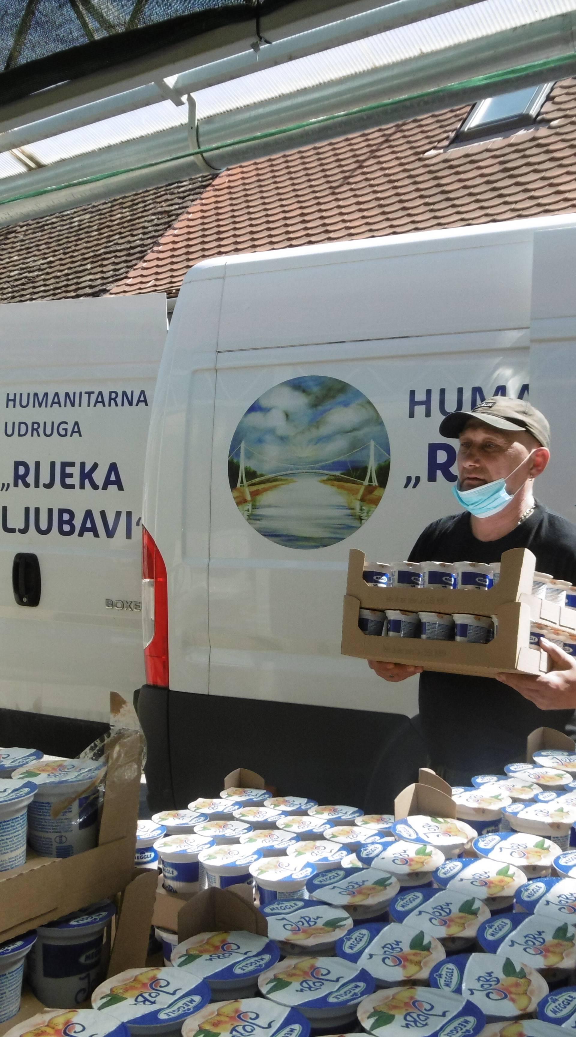Meggle za zajednicu: Donacije za Rijeku ljubavi i Crveni križ