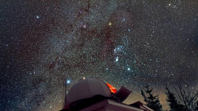 Ovaj  astronom je tijekom dana slijep, a po noći - vidi savršeno