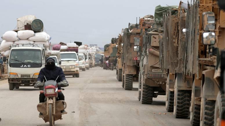 'Sirijci koji se vraćaju trpe teška kršenja ljudskih prava'