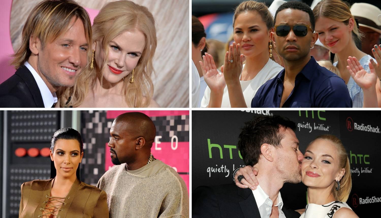 10 slavnih parova koji su se borili s neplodnošću - nije lako