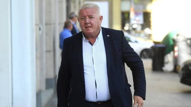 Zagreb: Sjednica Predsjedništva i Nacionalnog vijeća HDZ-a u središnjici stranke