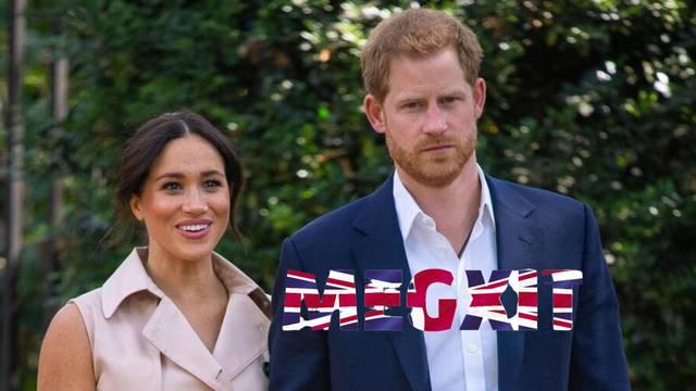 Ostavila Harryja i pobjegla u Kanadu: Ide po sina Archieja...