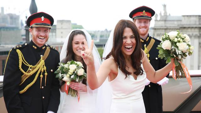 Easy jet royal wedding competition