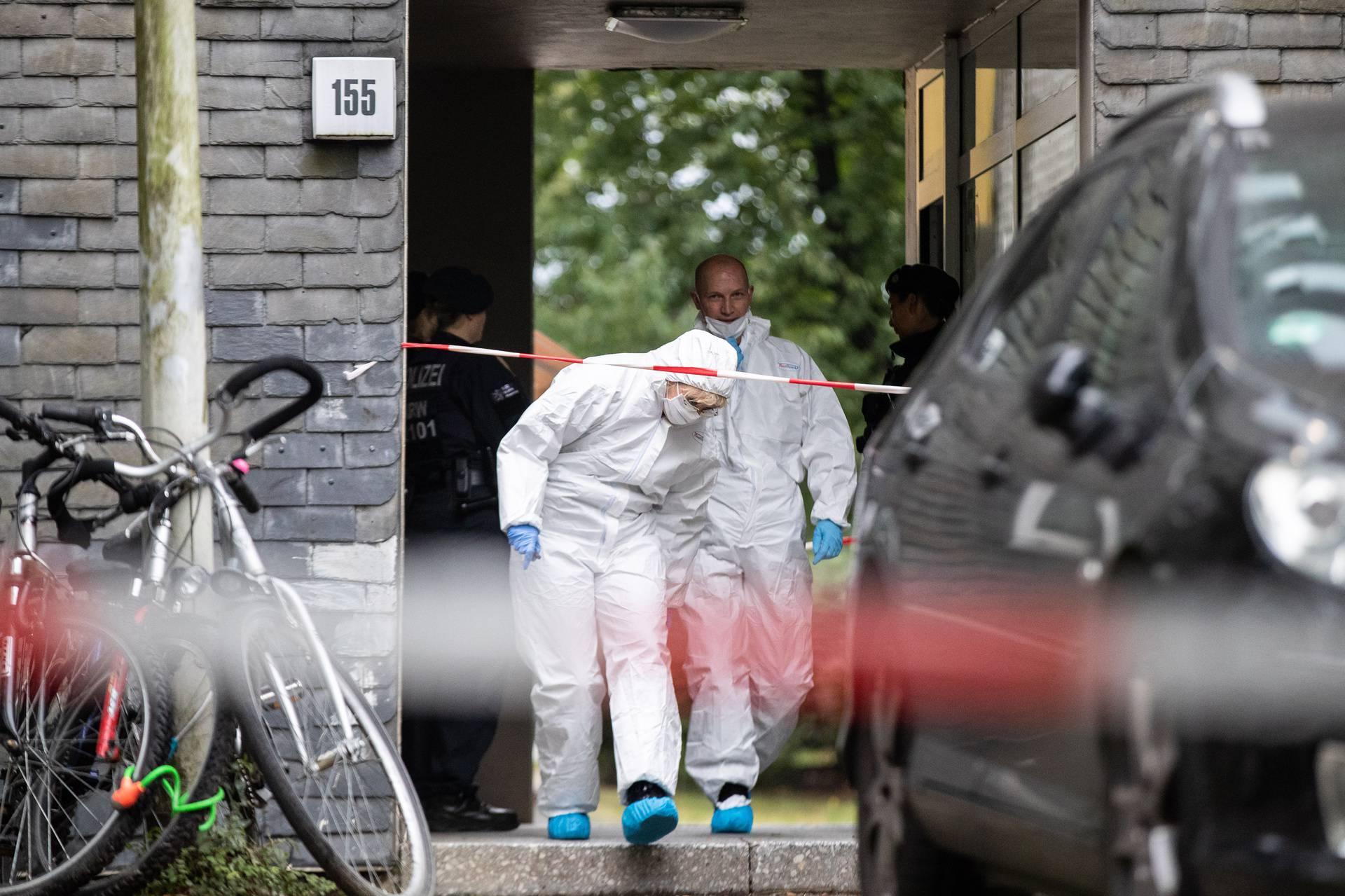 Five dead children found in Solingen