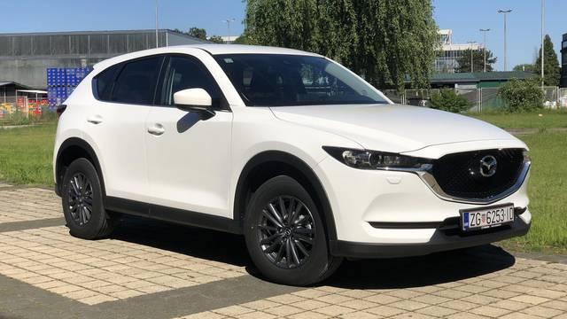 Mazda CX-5 je i uz slabiju opremu 'pravi komad auta'