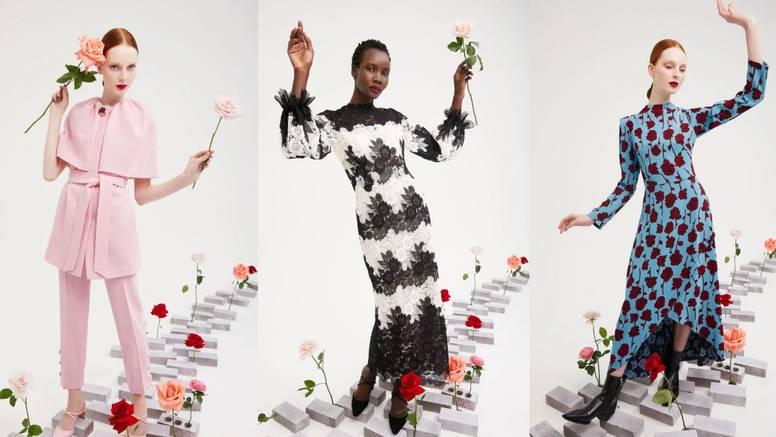 Kolekciju kao počast ljepoti ruže potpisuje dizajnerica Lela Rose