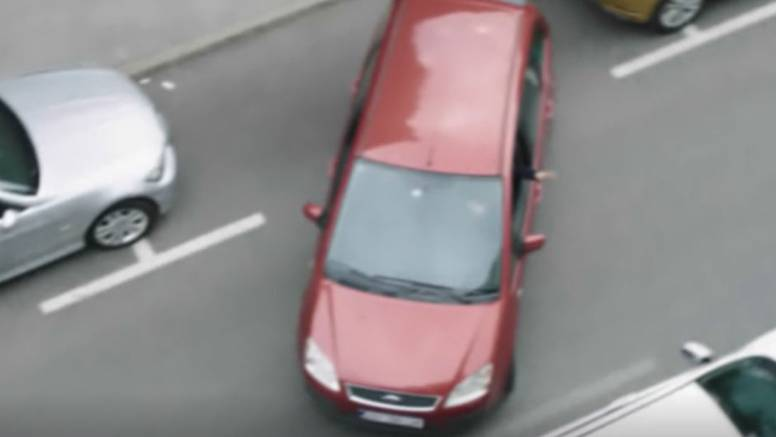 Najoptimističniji pokušaj parkiranja koji smo vidjeli
