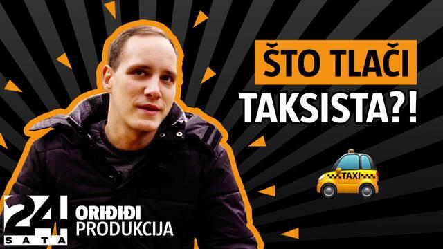 Taksist: 'Smeta mi nekultura i zaboravljanje stvari u taksiju...'