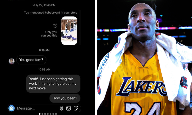 Kobe sat vremena prije smrti poslao poruku Shaqovom sinu