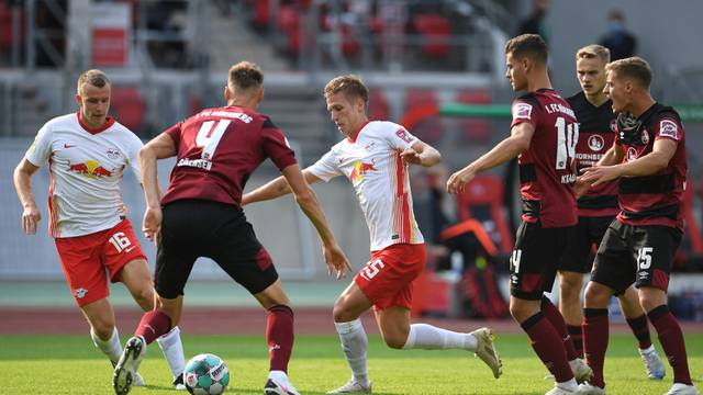 DFB Cup - First Round - 1. FC Nurnberg v RB Leipzig