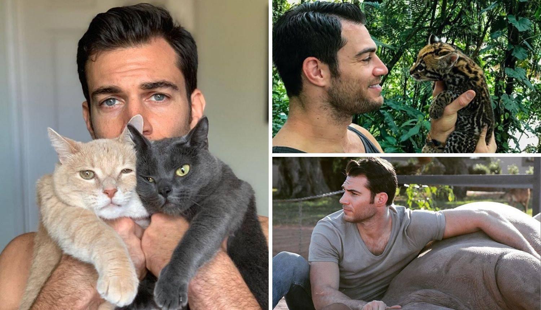 Samo za ženske oči: Je li on najseksepilniji veterinar ikad?