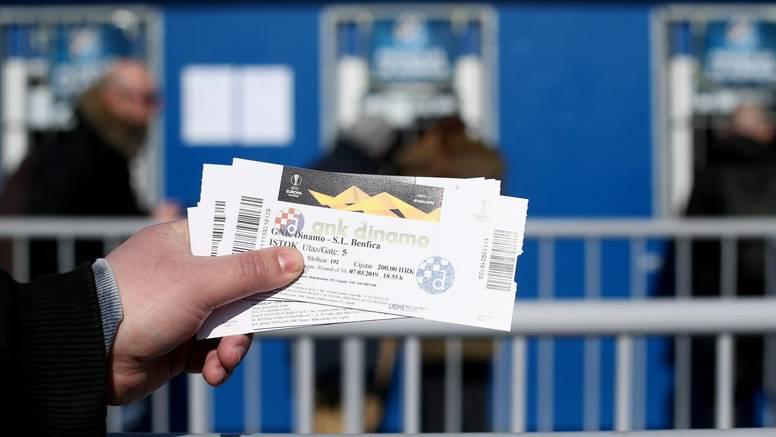 Dinamo objavio cijene ulaznica za West Ham i Europsku ligu: Prvo će se moći kupiti u paketu