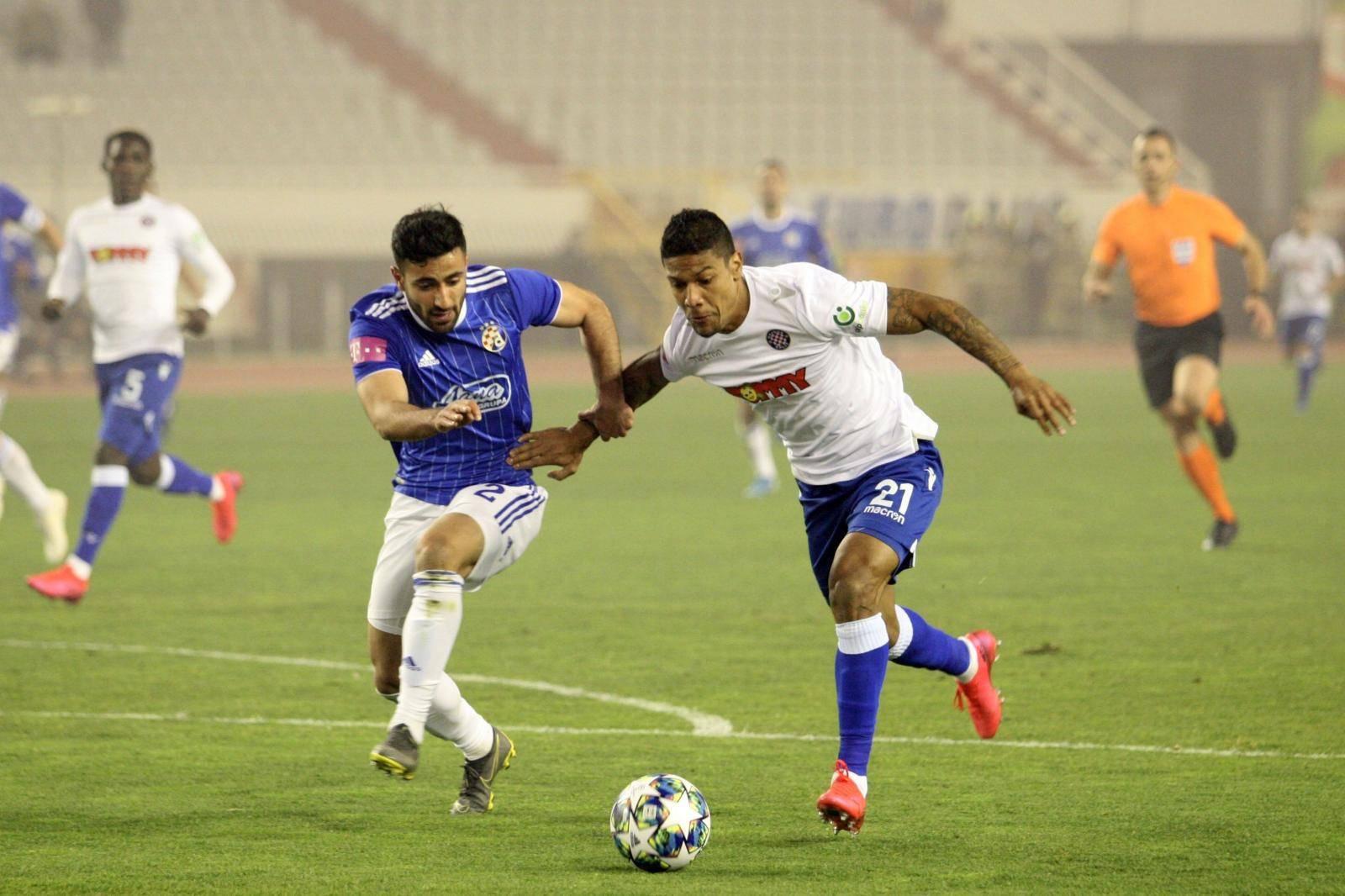 Split: Hajduk i Dinamo susreli se u 25. kolu Prve HNL