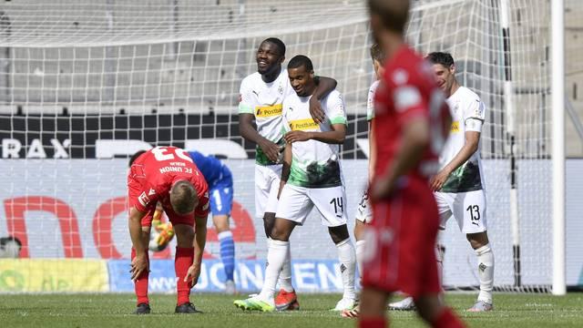 Borussia Mönchengladbach - 1st FC Union Berlin