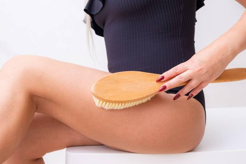 Četkanje tijela dobro je za kožu: Potiče cirkulaciju i pomlađuje je