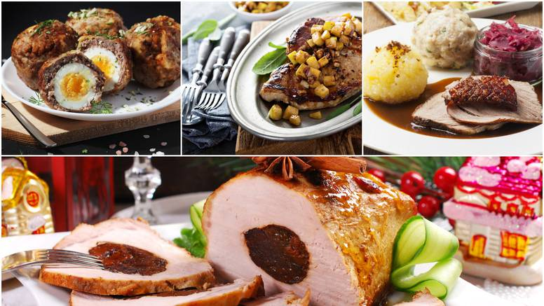 Za Staru godinu donosimo pet finih recepata od svinjetine